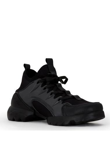 Sole Sisters Spor Ayakkabı Siyah - Buren Siyah